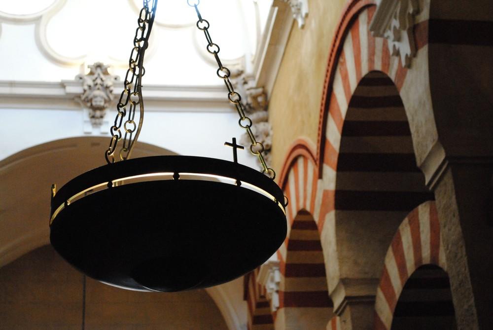 Jason's favorite picture from La Mezquita