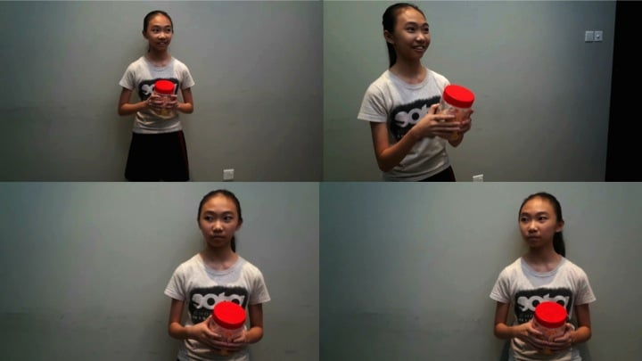 Casting session with Woo Zi Yue