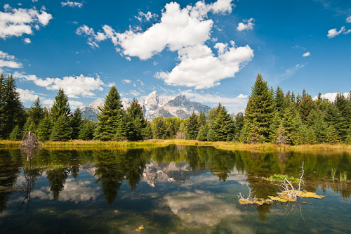 Grand Teton - Schwabacher Road