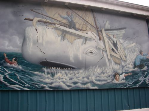 Newport Murals