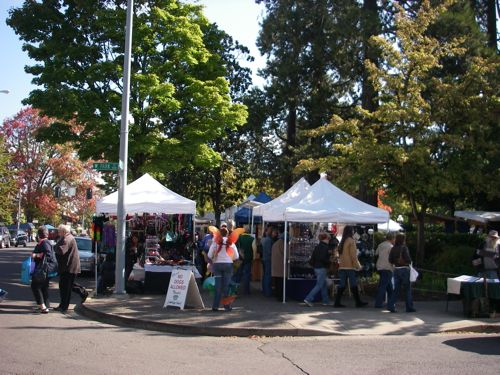 Eugene Saturday Market, Great...