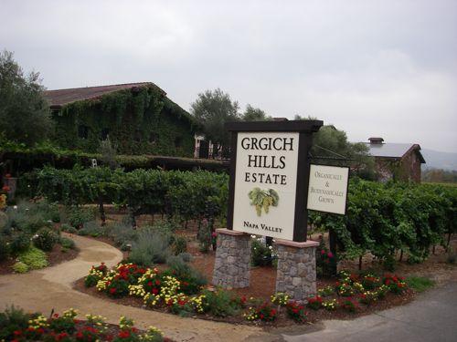 Grgich Hills Vineyard