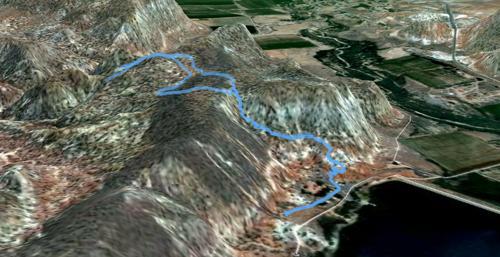 Escalante SP - Petrefied Forrest Hike
