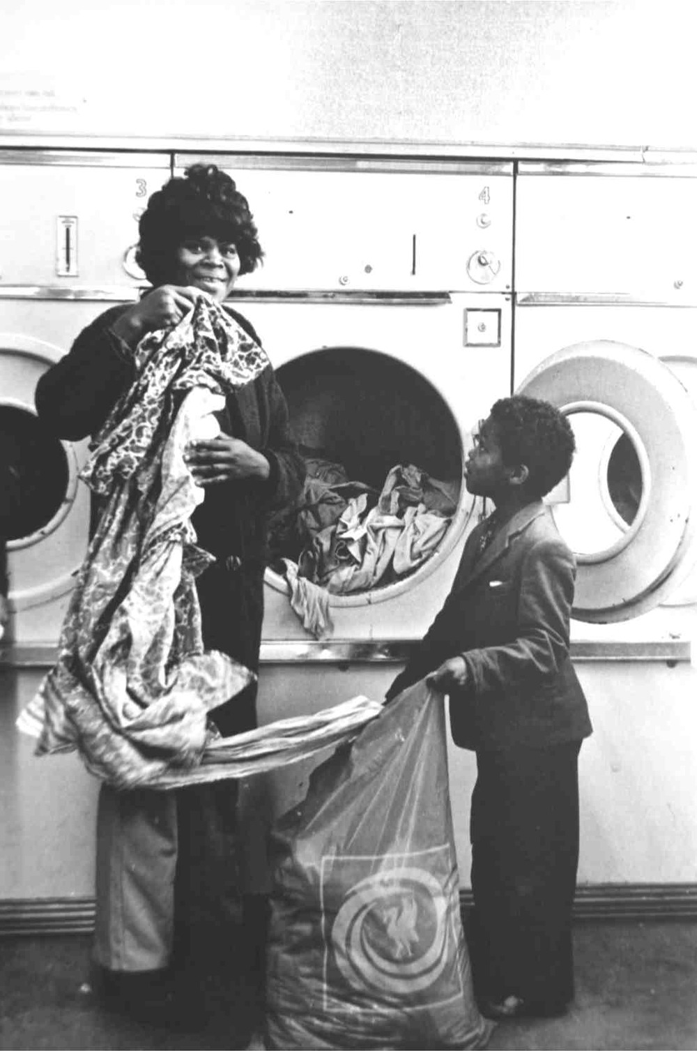 The launderette