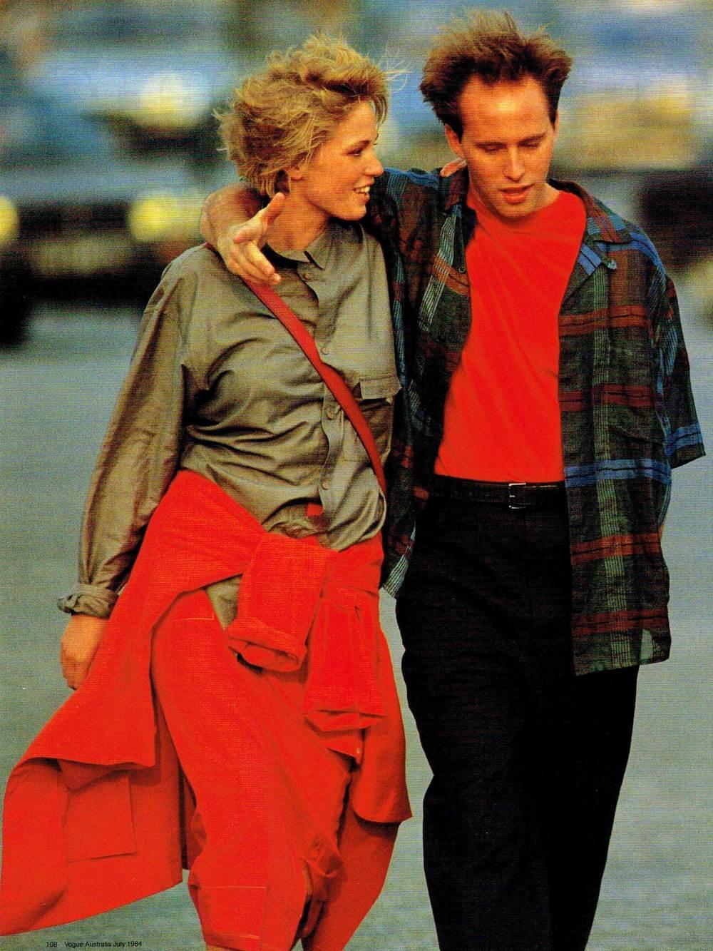 Ashley Richardson, 1984