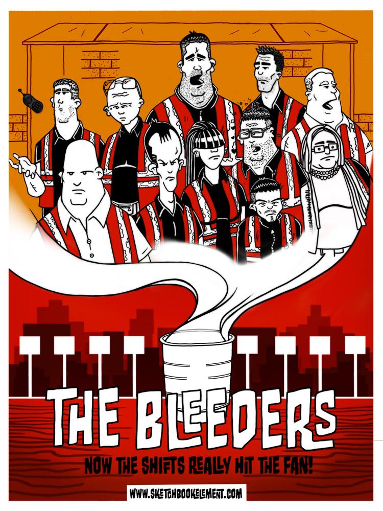 The Bleeders