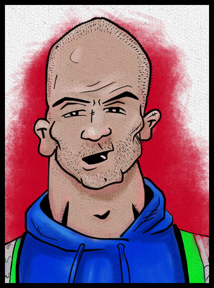 CARICATURE  |  £30    Delivered via e-mail within 3 business days.