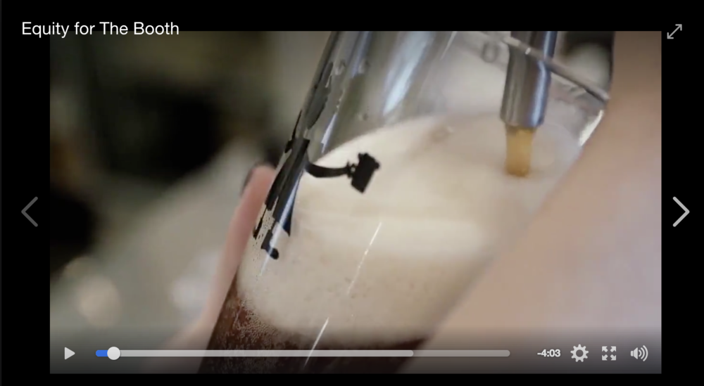 This was a video we shot for a Korean Beer company used to raise money from investors to open their brewery in Eureka, CA, which ended up being successful.   http://thebooth.co.kr/