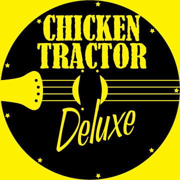 Chicken Tractor Deluxe Sticker Set
