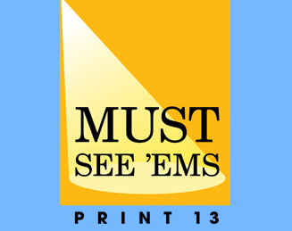 AMS wins a MUST SEE 'EMS award at PRINT 13 for its UV LED XP5 Series System for Sheetfed Offset and Flexo printers. See AMS at Booth 563 in the GREEN PAVILION at PRINT 13 in Chicago, September 8-12