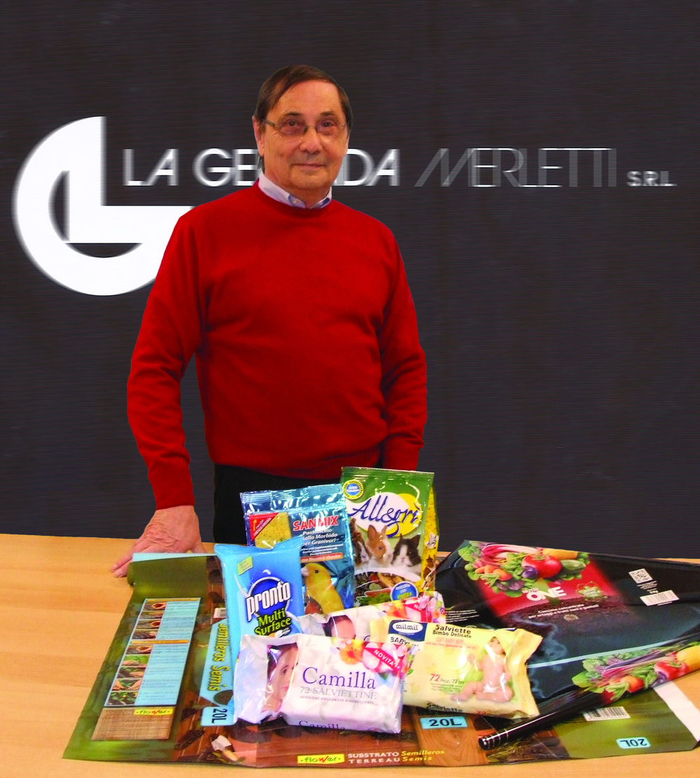 La Gerunda Founder and Managing Director Pino De Gradi.