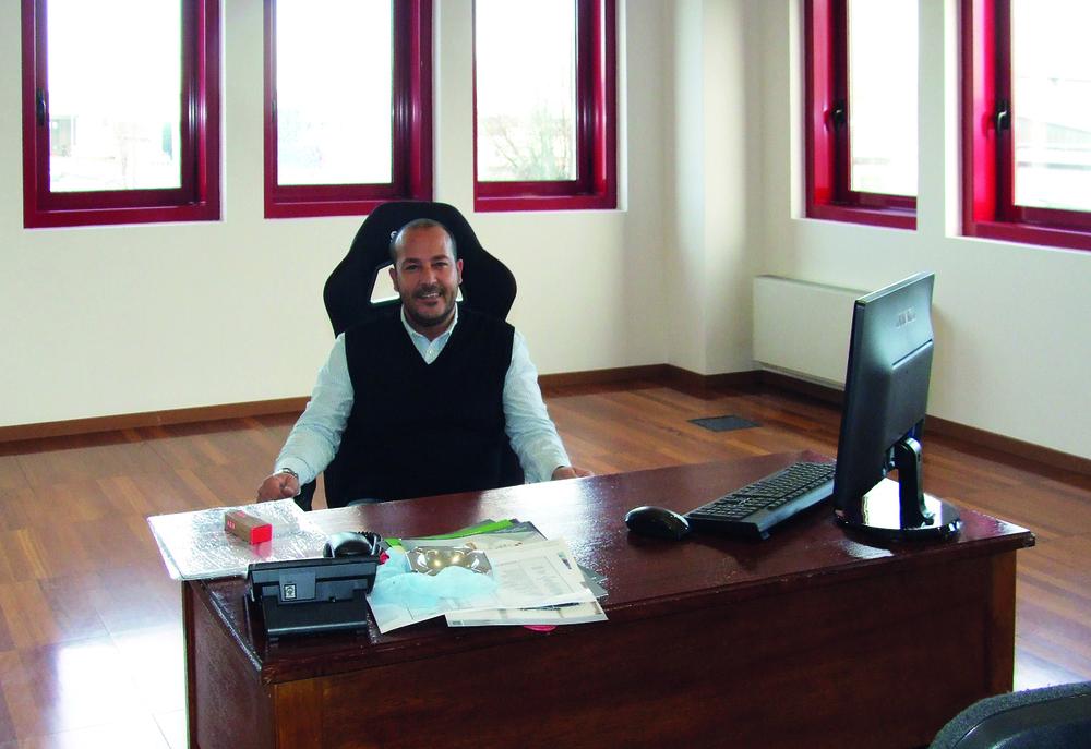 Massimo Raffaele, ACM, Amministratore (Managing Director).