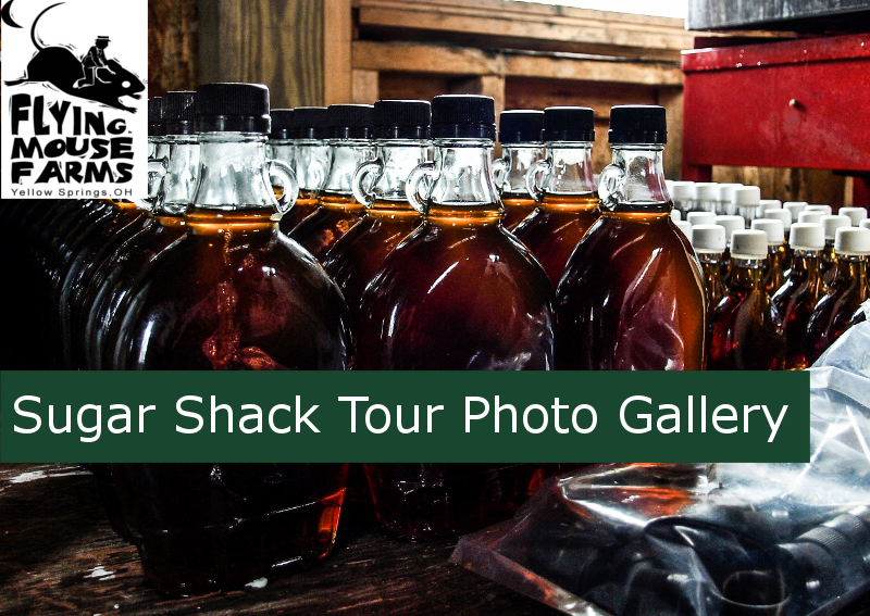 Sugar Shack Tour Photo Gallery