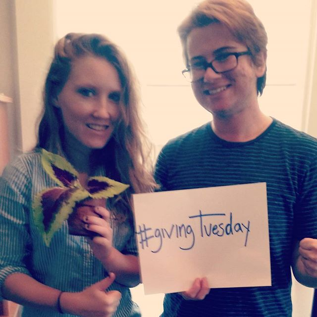 Don't forget - today is #givingtuesday ! Here's the Yellow Springs Giving Tuesday webpage: ysgivingtuesday.com