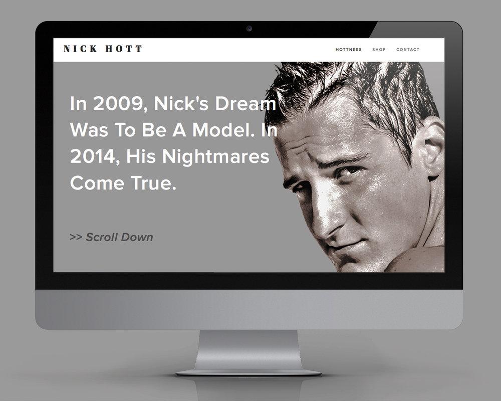 NICKHOTT.COM