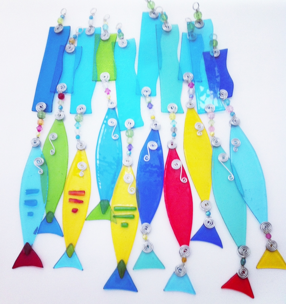 Small Catch Fish Panels $39.60 each
