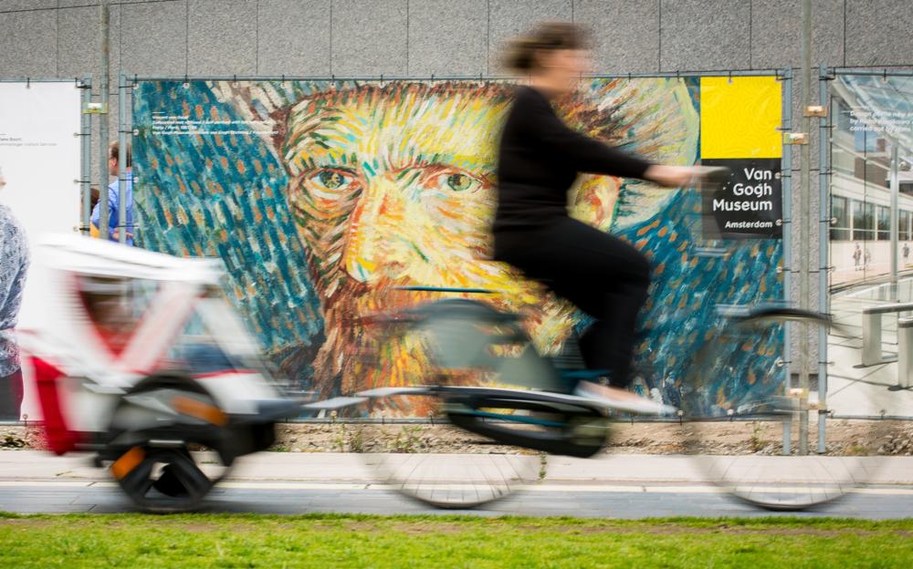 Rembrandtplein                          ©  Matt Peyton