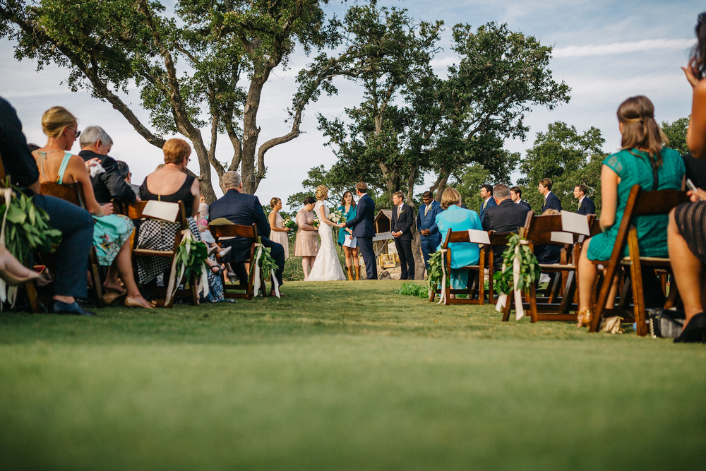Boot Ranch Fredericksburg Texas wedding