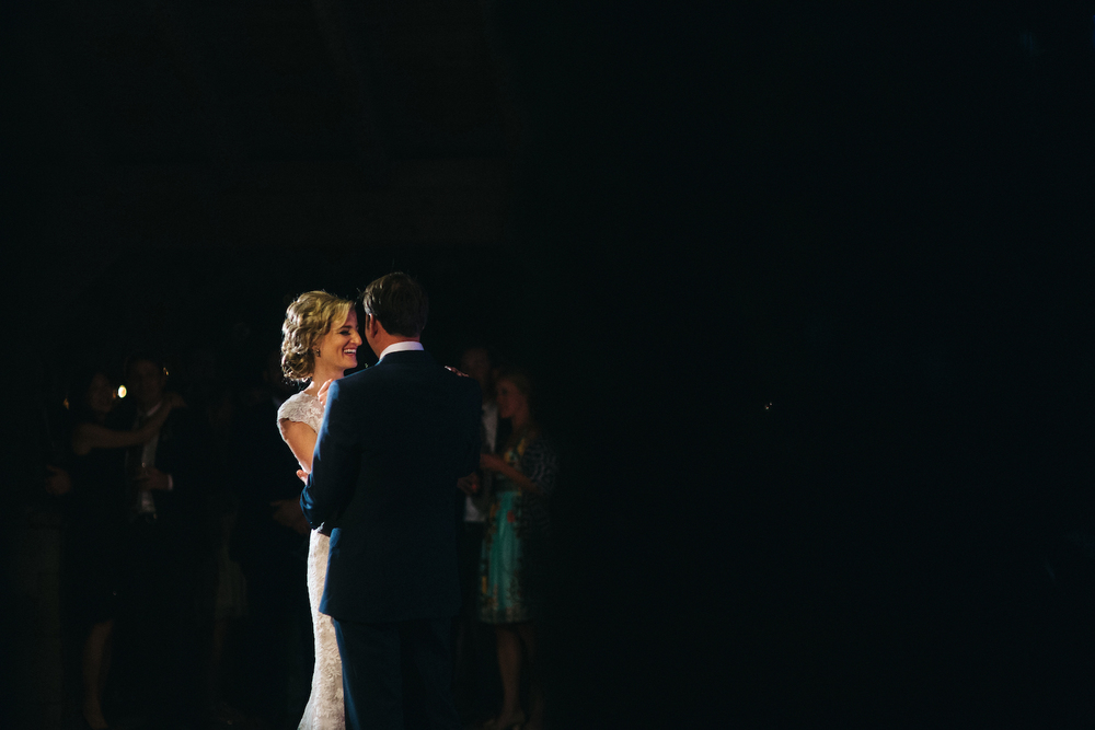 Boot Ranch Fredericksburg Texas wedding first dance