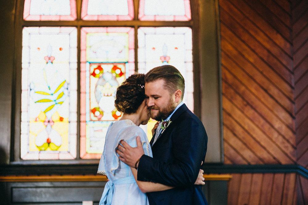 Oaks Pioneer church Amusement Park Portland wedding0040 .JPG