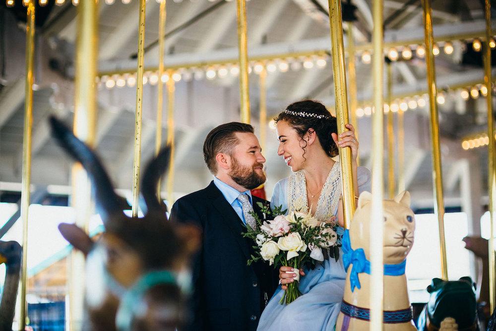Oaks Pioneer church Amusement Park Portland wedding0059 .JPG
