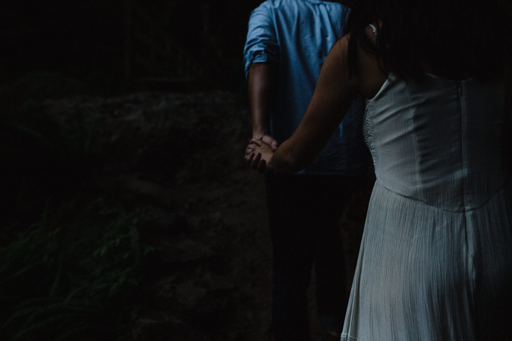 Wahclella falls portland oregon engagement photographer004.JPG