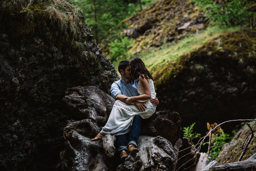 Wahclella falls portland oregon engagement photographer024.JPG