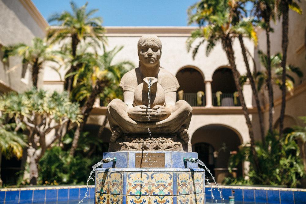 La Jolla San Diego California Same Sex gay destination wedding Hotel Estancia000.JPG