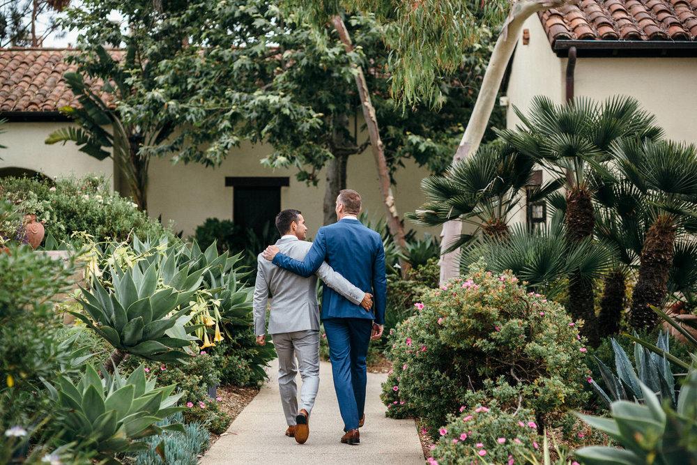 La Jolla San Diego California Same Sex gay destination wedding Hotel Estancia058.JPG