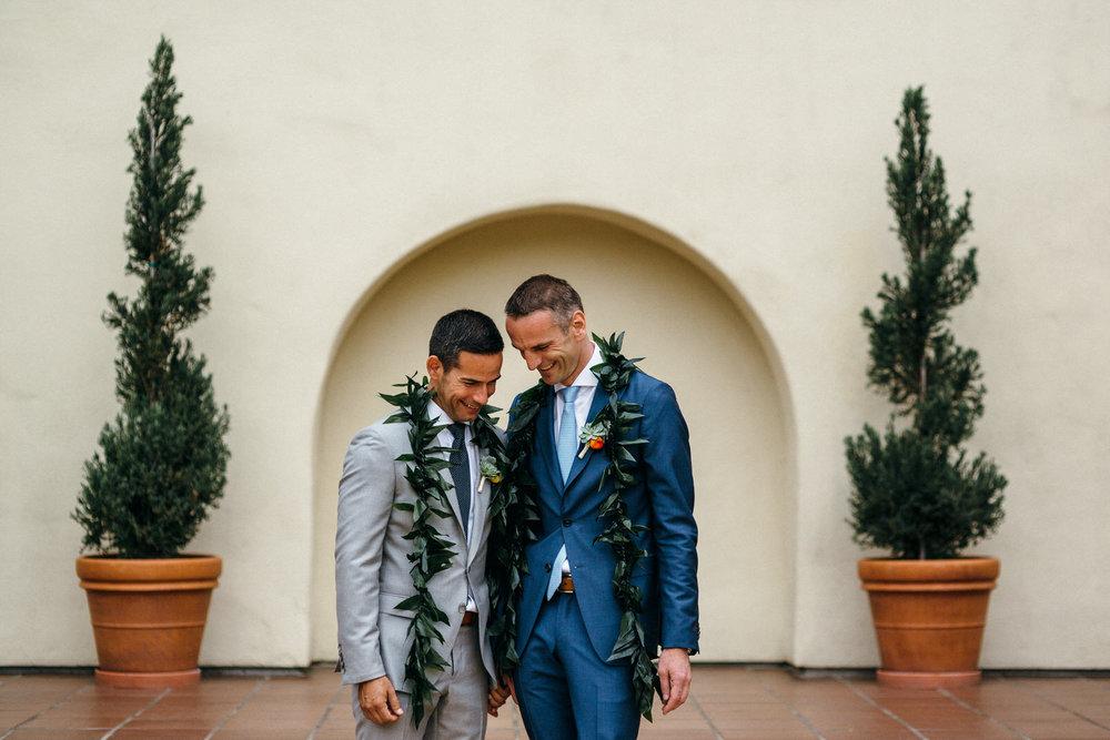 La Jolla San Diego California Same Sex gay destination wedding Hotel Estancia060.JPG