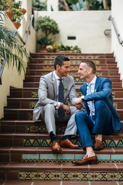 La Jolla San Diego California Same Sex gay destination wedding Hotel Estancia062.JPG