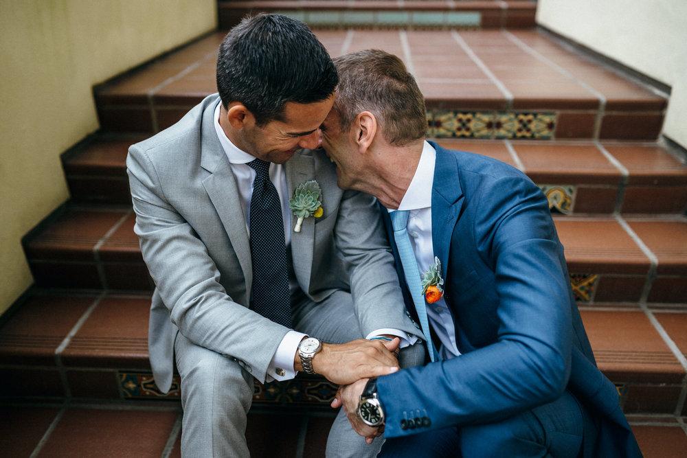 La Jolla San Diego California Same Sex gay destination wedding Hotel Estancia064.JPG