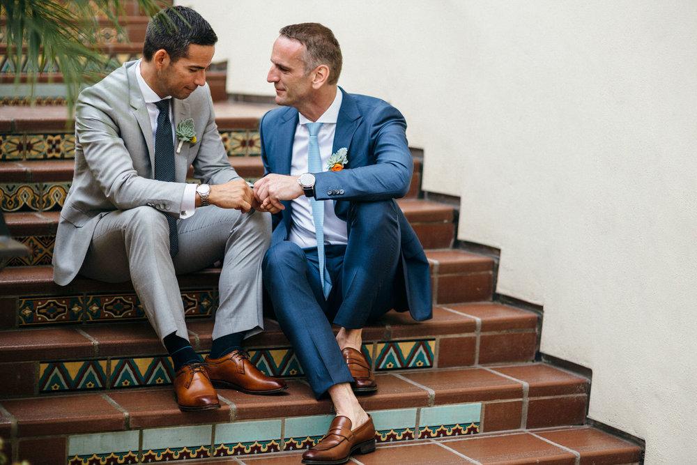 La Jolla San Diego California Same Sex gay destination wedding Hotel Estancia066.JPG