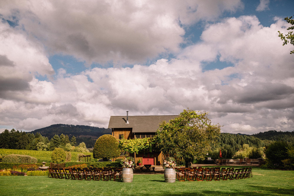 Beacon Hill Winery Wedding Willamette Valley Oregon 005.JPG