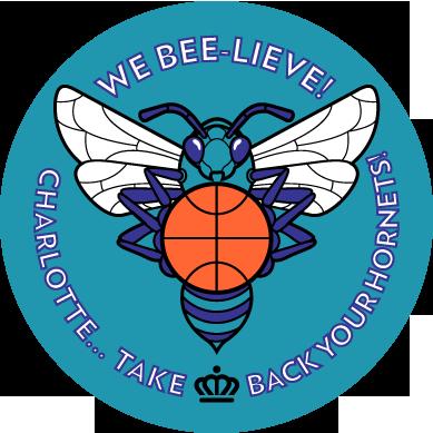 We Beelieve Sticker