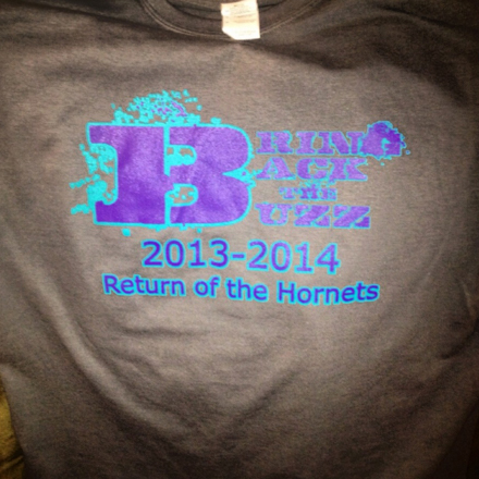 Bring Back the Buzz Shirts