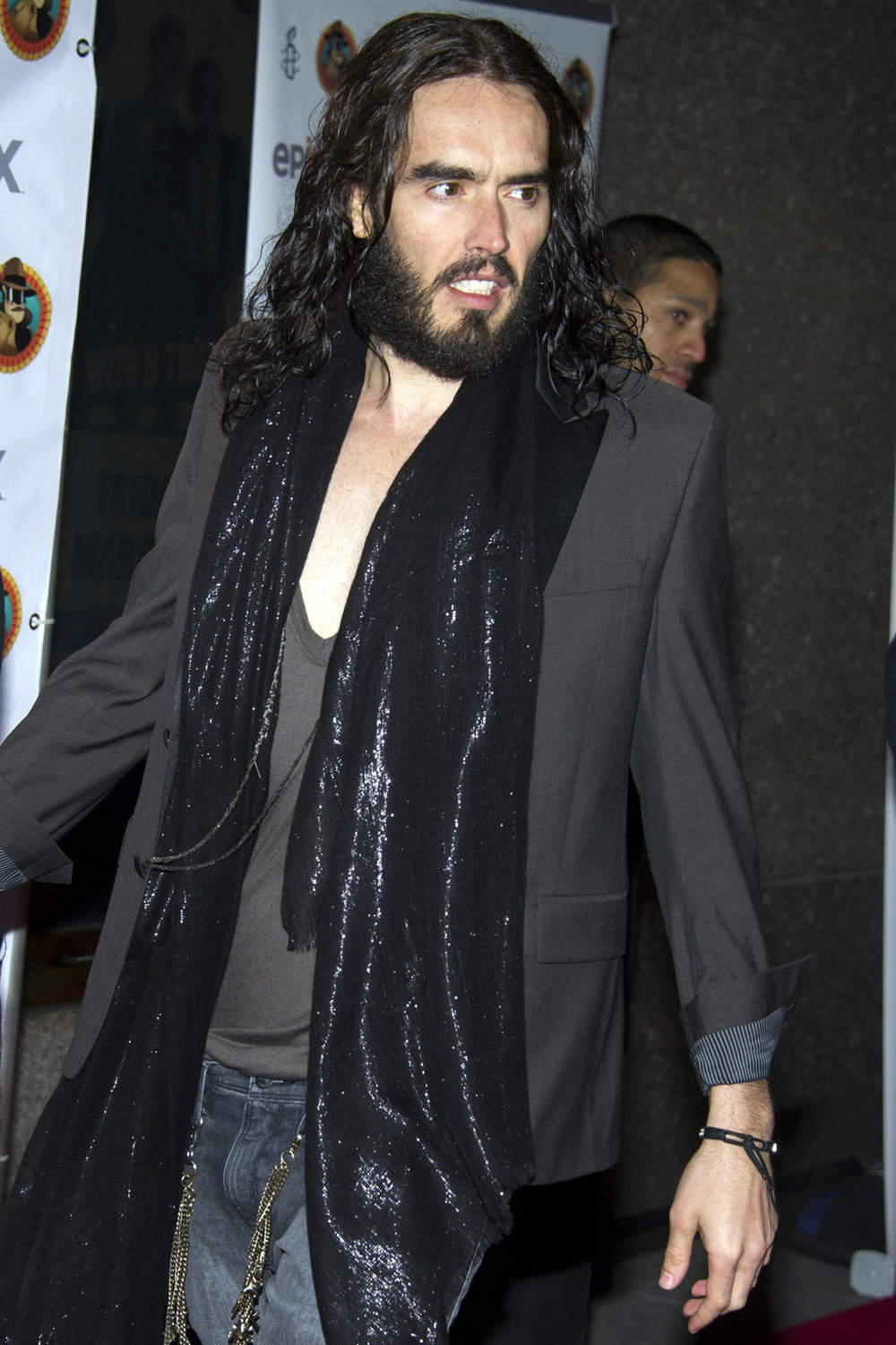Client:  Russell Brand