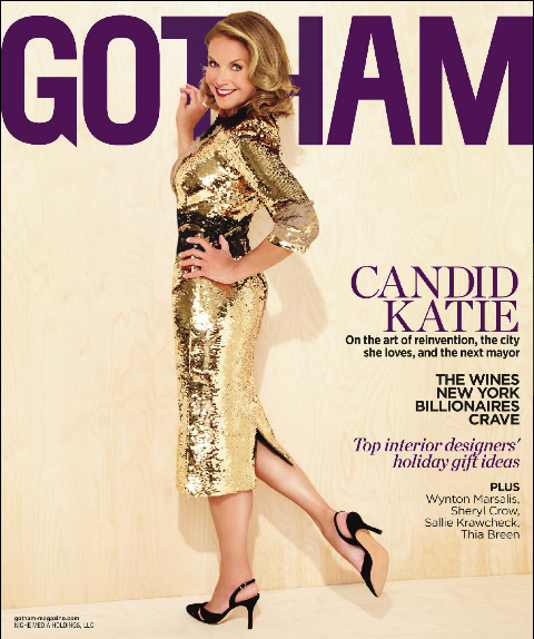 On the Cover:  Dolce and Gabbana  Sequin dress, Carmen Marc Valvo shoes, Cartier ring.