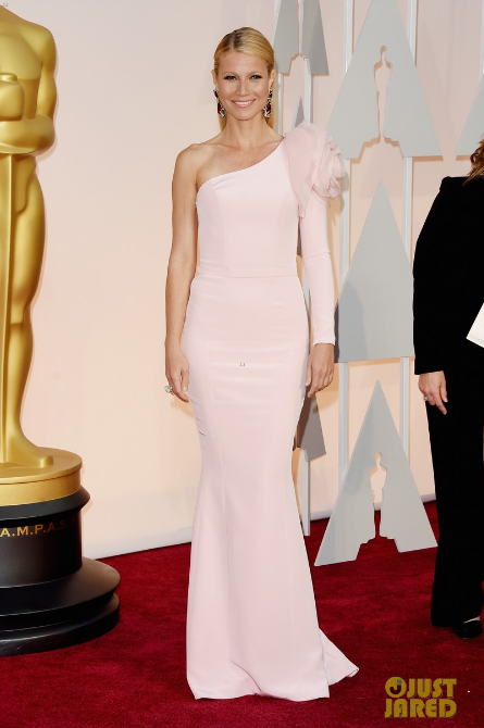 GWENETH PALTROW WEARING RALPH & RUSSO COUTURE.