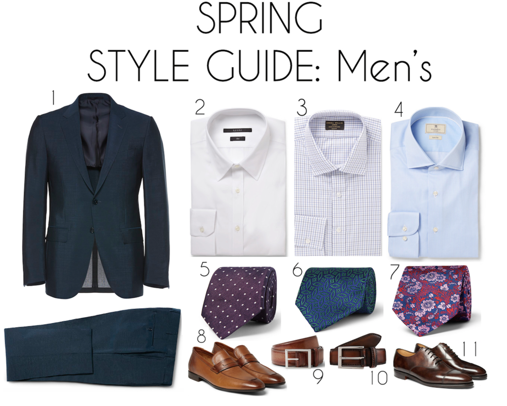 Spring Style Guide Men 39 S Nycstylist Laura Solin