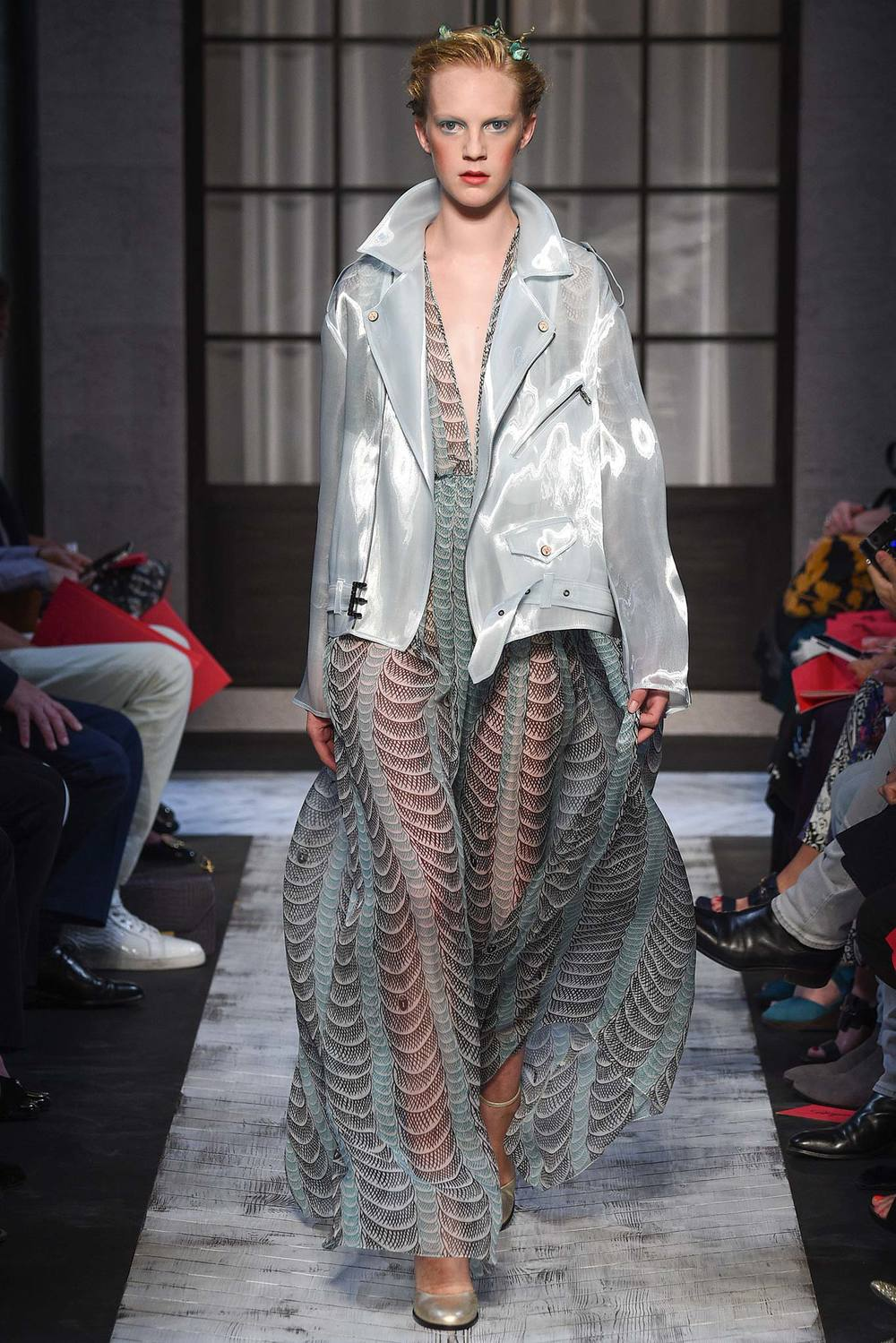 Designer: Achiaparelli, Photo Credit: Style.com