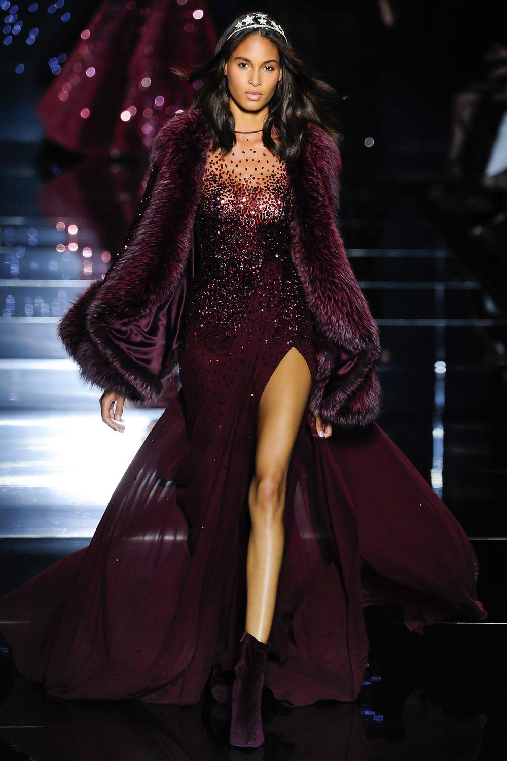 Designer: Zuhair Murad, Photo Credit: Style.com