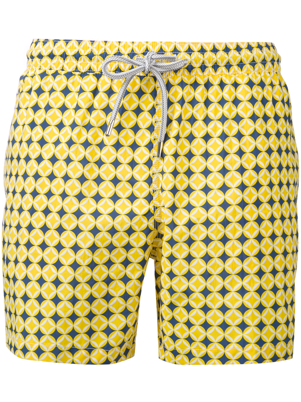 These swim shorts are cool in more ways then one. Rock them pool side or at the beach to complete your summer wardrobe. - Capricode printed swim shorts                               farfetch.com                                                          $126
