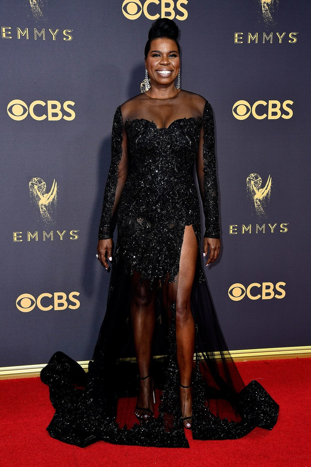 Leslie Jones- Christian Siriano