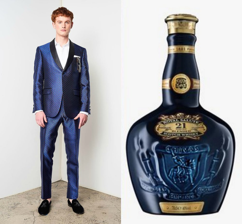 David Hart - Chivas Royal Salute Whiskey