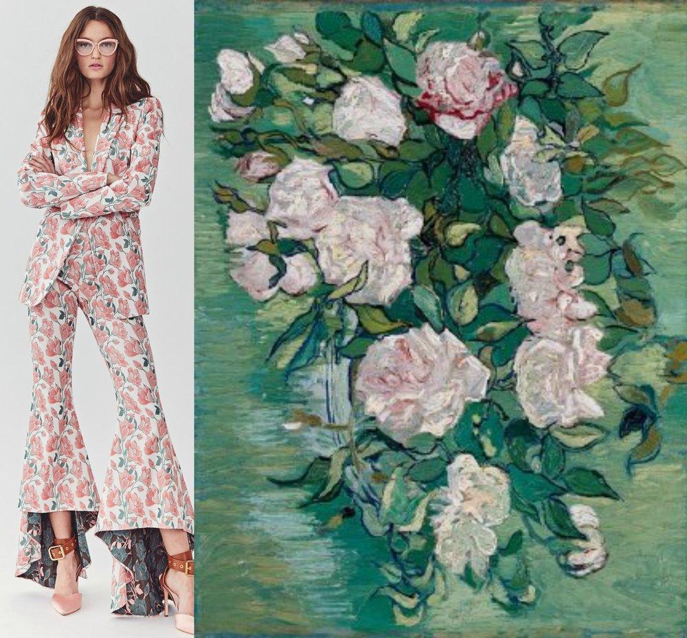 Alice & Olivia - Vincent van Gogh