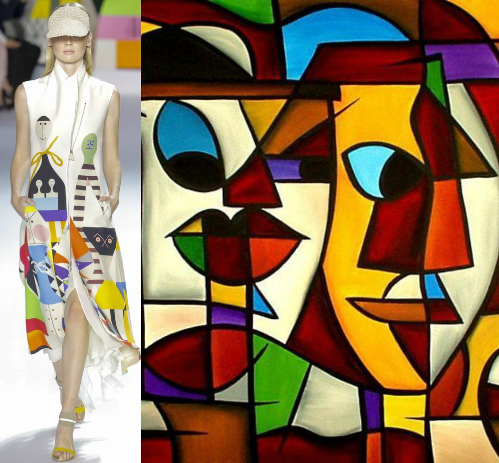 Akris - Pablo Picasso