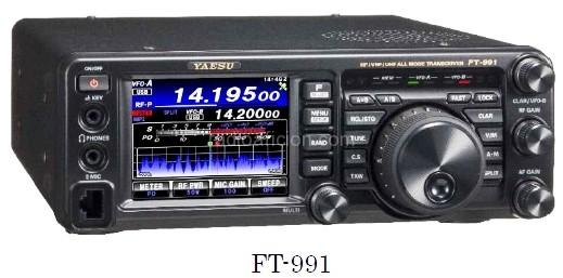 Yaesu FT-991 KW/50/144/430 MHz Transceiver