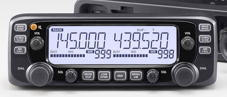 Icom Launch IC-2730 Dual BandRadio with Optional Bluetooth Headset!
