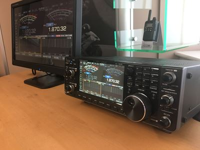 ICOM's soon to be annouced IC-7610